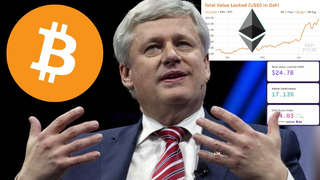Prime Minister on Bitcoin | DeFi TVL at $25 Billion and GROWING 🚀